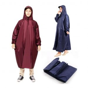 Áo mưa vải dù